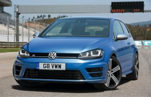 VW Golf R available to order now priced from £29,900