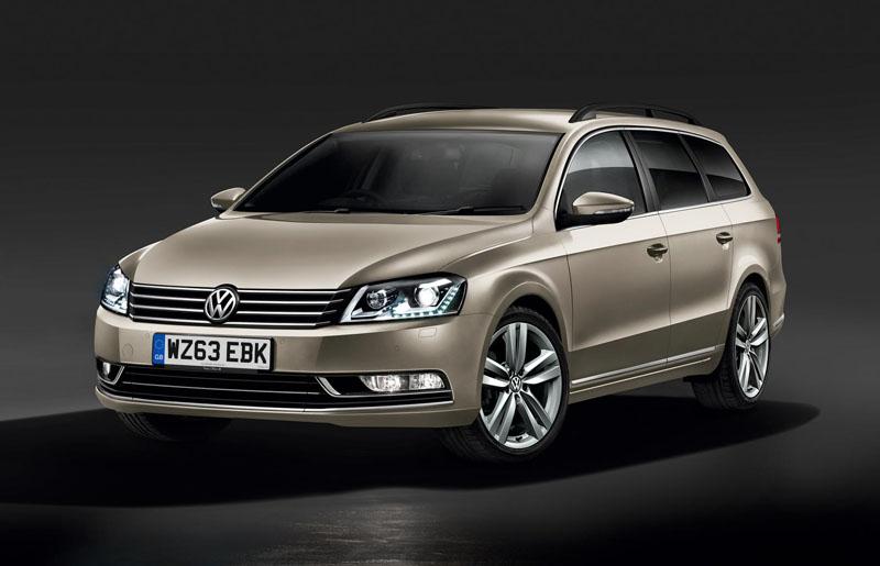 VW Passat Executive Style