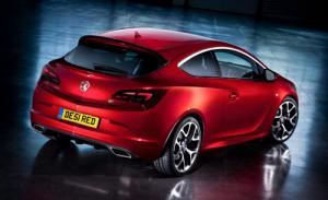 The new 280PS Vauxhall Astra VXR