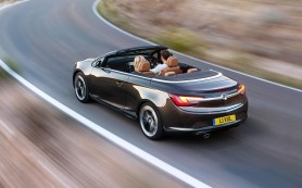 First official photos of 2013 Vauxhall Cascada released