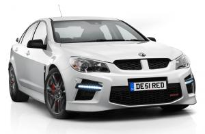 The new 576bhp Vauxhall VXR8
