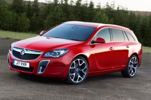 Vauxhall Insignia VXR SuperSport revised for 2014