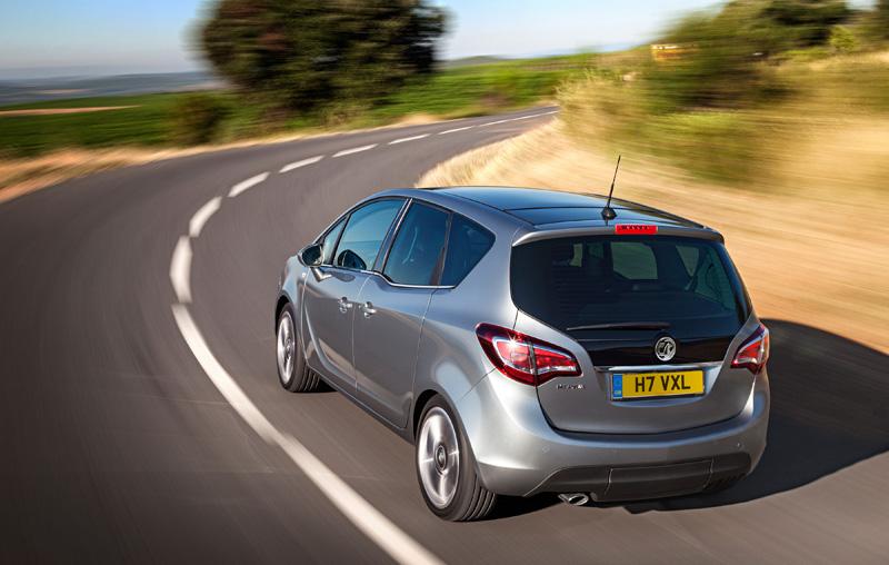 Vauxhall Meriva Updated For 2014 News Testdriven