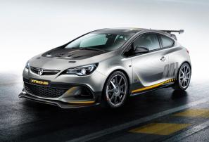 Vauxhall Astra VXR Extreme unveiled