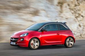 Vauxhall Adam S gets 1.4 turbo with 150PS