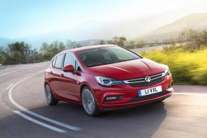 2016 Vauxhall Astra revealed