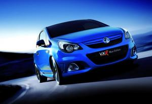 Limited edition Corsa VXR Blue joins new Corsa range