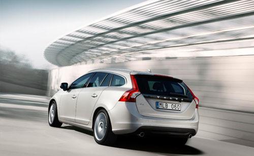 The new Volvo V60 Sports Wagon