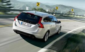 The new Volvo V60 Sports Wagon