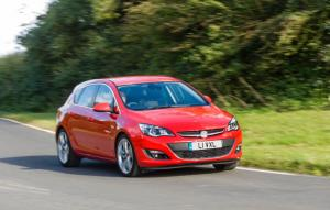 Vauxhall Astra gains new 1.6 CDTi diesel engine