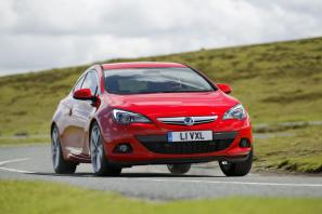Vauxhall Astra GTC now with 200PS 1.6