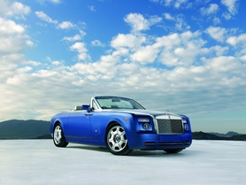 Rolls-Royce to unveil new Phantom Drophead Coupe at Detroit