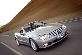 2006 Mercedes-Benz SL-Class Roadster