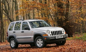 Jeep Cherokee now with ESP