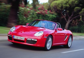 Power upgrade for Porsche Boxster