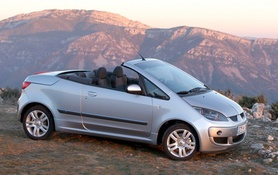 Prices announced for Mitsubishi Colt CZC cabriolet
