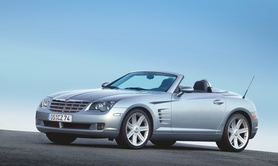Chrysler Crossfire Roadster out this summer