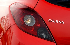 Reduced emissions and VED for Vauxhall Corsa CDTi