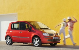 Renault Modus Oasis and Maxim special editions
