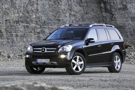 The new Mercedes-Benz GL-Class