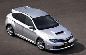 New Subaru Impreza WRX STI official pictures