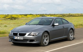 BMW 635d and range revisions for 6-series