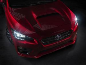 2015 Subaru WRX teased