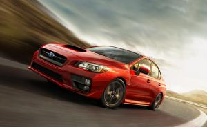 2015 Subaru WRX unveiled
