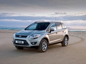 2008 Ford Kuga prices announced
