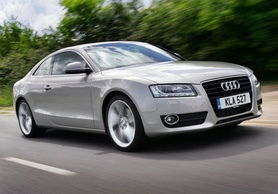 Audi A5 3.2 FSI and 2.7 TDI versions launched