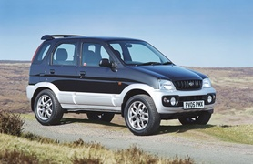 Daihatsu slashes prices by up to £2000