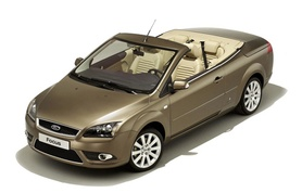 The new Ford Focus Coupe-Cabriolet