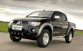 Mitsubishi L200 pick-up prices announced