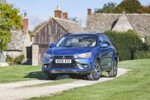 Revised 2017 Mitsubishi ASX on sale now from £15,999