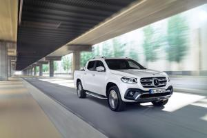 New Mercedes-Benz X-Class priced from £27,310+VAT (£32,772)