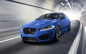 Jaguar XFR-S on sale May 2013, priced at £79,995