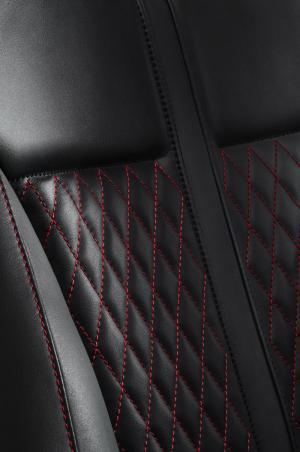 Jaguar XK Dynamic R Diamond Stitch Interior