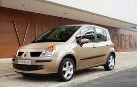 Renault previews Modus