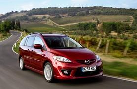 Upgraded Mazda5 range on sale now