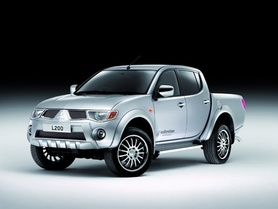 Mitsubishi L200 Walkinshaw Performance Special Edition