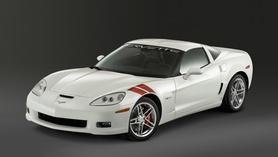 Corvette Z06 'Ron Fellows edition'