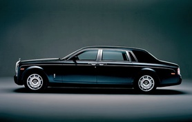 Rolls-Royce Phantom with extended wheelbase to be launched at Geneva