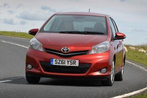 Toyota Yaris power steering recall