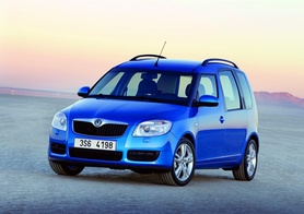 New Skoda Roomster to debut at Geneva