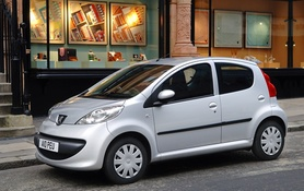 Peugeot's new 107 achieves 4-star Euro NCAP rating