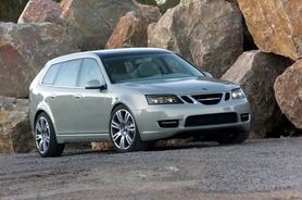 Saab concept makes UK debut at Canary Wharf Motorshow