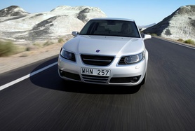 Revised 2006 Saab 9-5 Range Jets into the UK