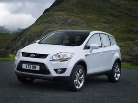 Ford Kuga AWD crossover to be unveiled at Frankfurt