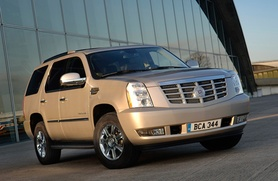 New Cadillac Escalade on sale from £47,100