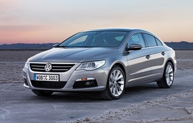 Volkswagen Passat CC | TestDriven